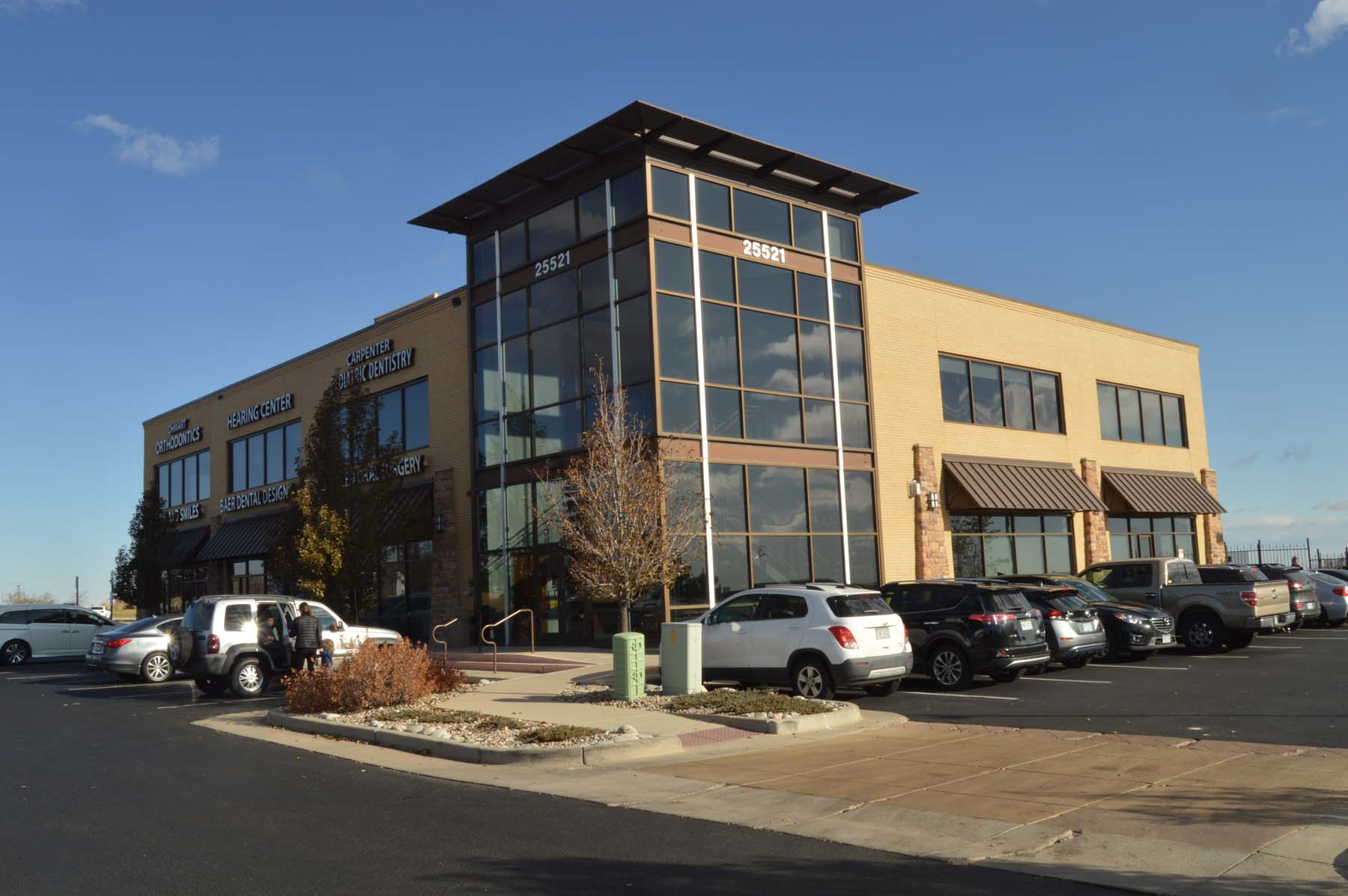 Medical Space For Lease in Aurora