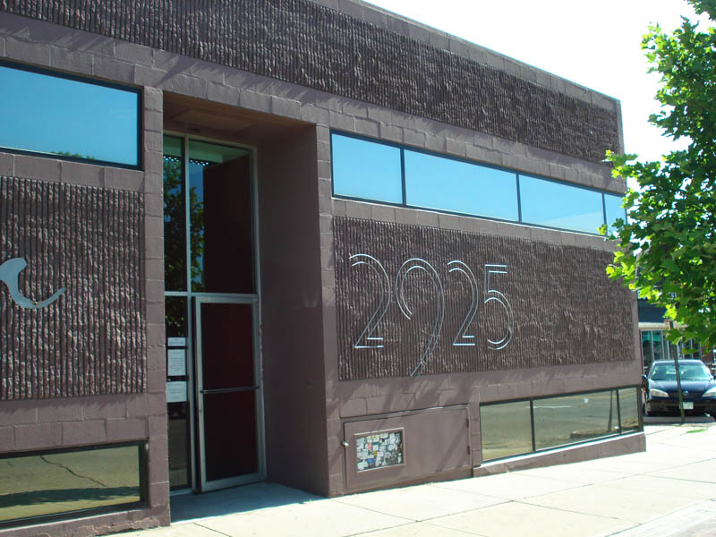Two-story Colfax Office Building