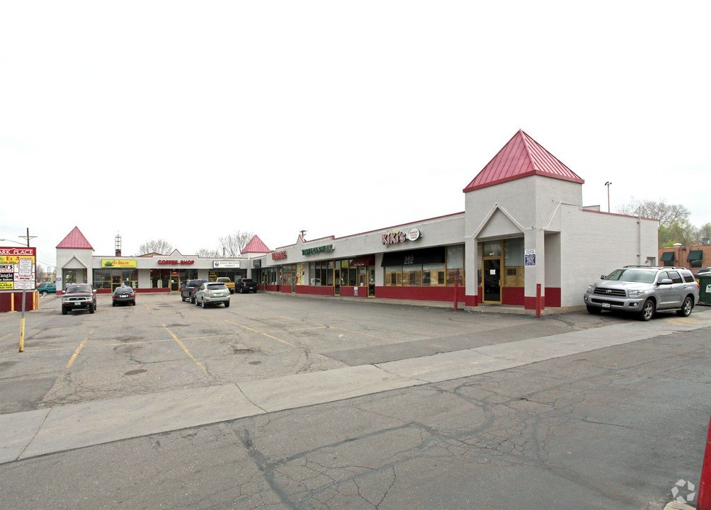 Retail space for lease in Denver