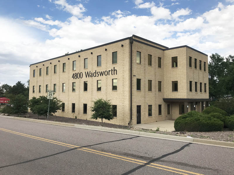 -70 & Wadsworth Office Space For Lease