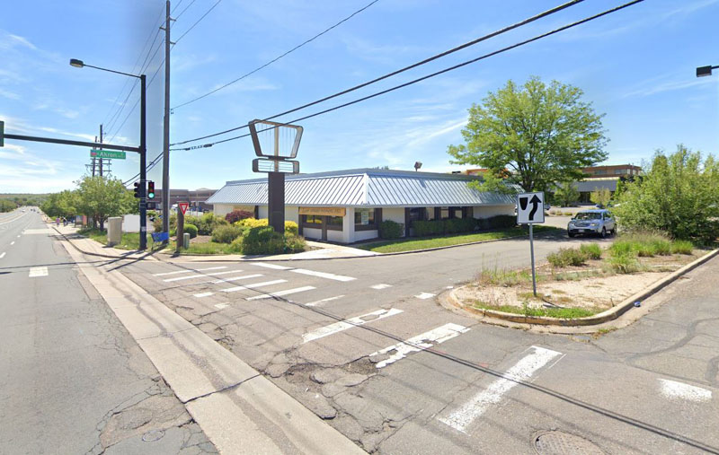 East Hampden Retail Opportunity For Lease (outside road view)