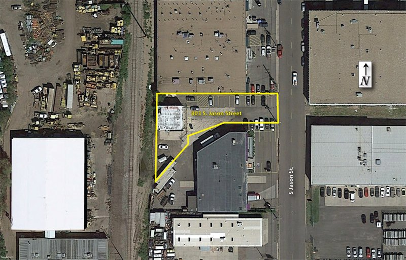 2-Story Industrial Building For Sale