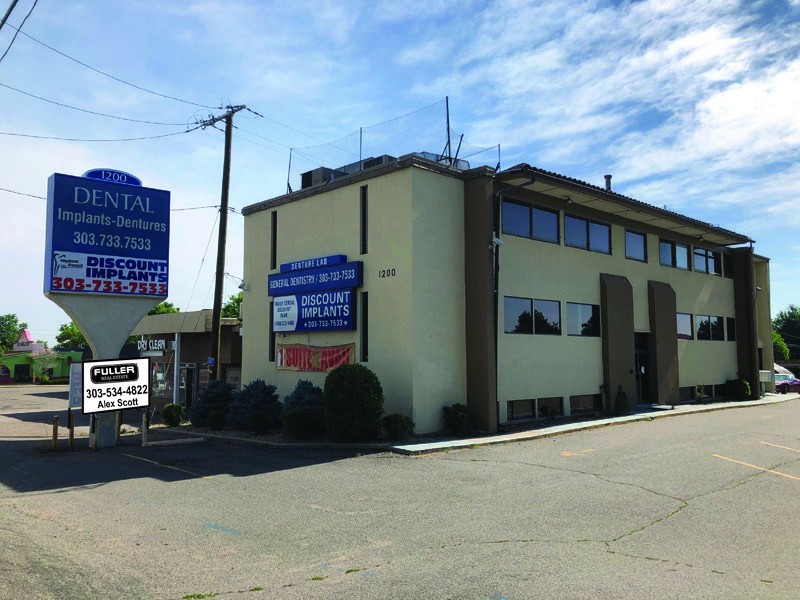 Lakewood Office Space for Lease