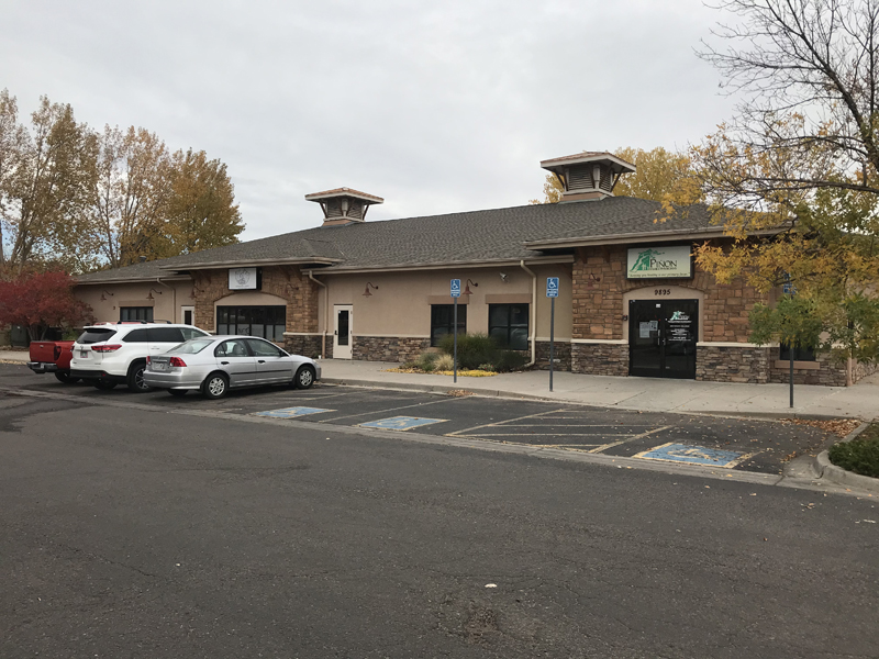 Jefferson Village Office/Retail for Lease curb