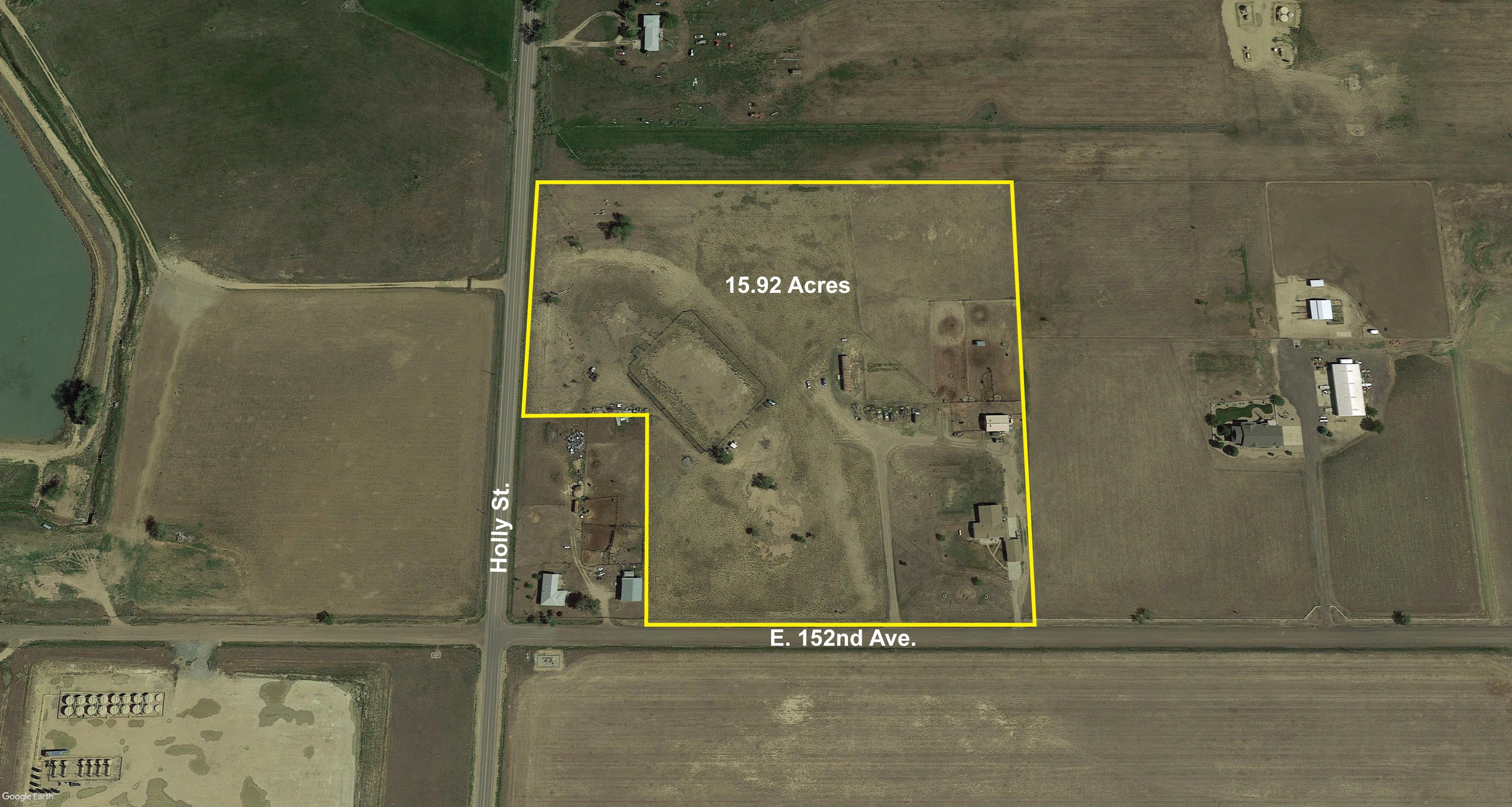 Adams County Redevelopment Land