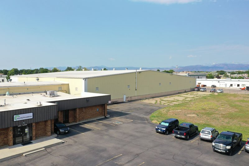 Manufacturing Facility in Longmont