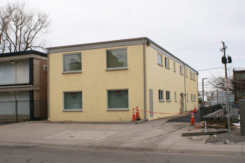 Denver Office Space for Lease