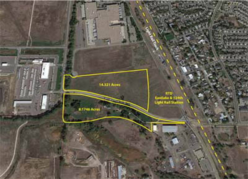 Development Land in Thornton
